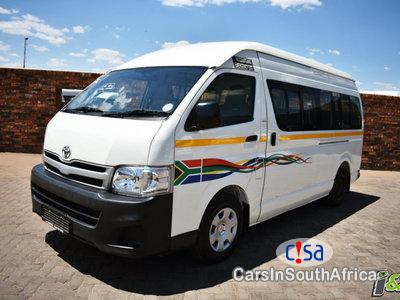 Picture of Toyota Quantum 2.7 SESFIKILE 14 Seats Manual 2012