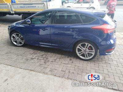 Pictures of Ford Focus 2.0 GTDI ST3 5drs Manual 2016