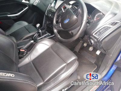 Ford Focus 2.0 GTDI ST3 5drs Manual 2016 in South Africa