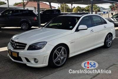 Picture of Mercedes Benz C-Class C63 AMG Automatic 2008