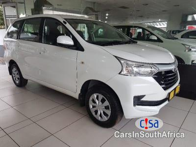 Pictures of Toyota Avanza Manual 2016