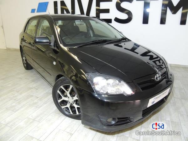 Picture of Toyota Runx 1.4 Manual 2005