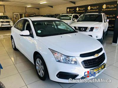 Pictures of Chevrolet Cruze 1.6 Manual 2016