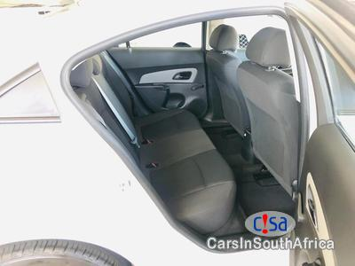 Chevrolet Cruze 1.6 Manual 2016 in South Africa