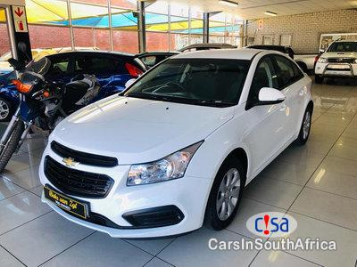 Picture of Chevrolet Cruze 1.6 Manual 2016 in South Africa