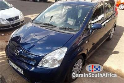 Pictures of Toyota Verso 1.6 Manual 2009