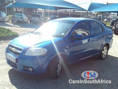 Picture of Chevrolet Aveo 1.6 Automatic 2011
