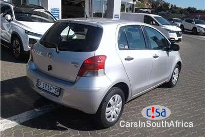 Toyota Yaris 1.3 Manual 2011 in South Africa