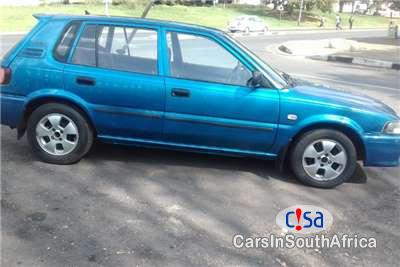 Picture of Toyota Tazz 1.3 Manual 2005