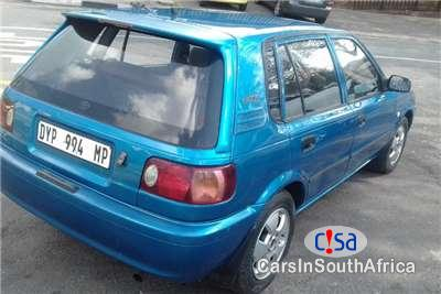 Toyota Tazz 1.3 Manual 2005 in South Africa