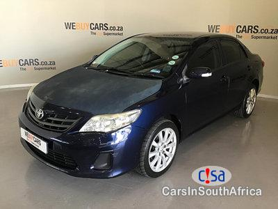 Pictures of Toyota Corolla 1.3 Manual 2012