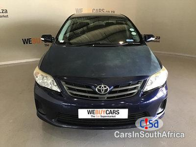 Picture of Toyota Corolla 1.3 Manual 2012 in North West