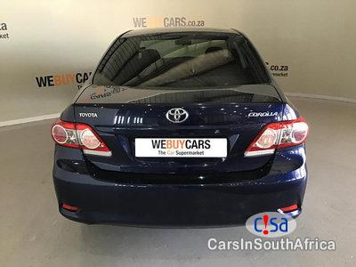 Picture of Toyota Corolla 1.3 Manual 2012 in South Africa