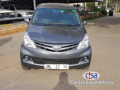 Picture of Toyota Avanza 1.5 Manual 2013