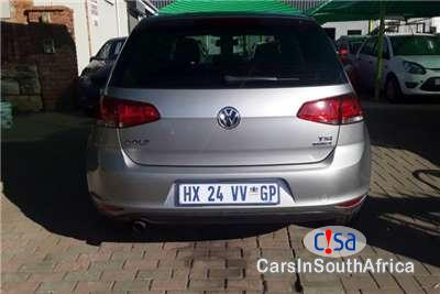 Picture of Volkswagen Golf 1.6 Manual 2017 in South Africa