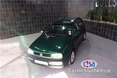 Picture of Volkswagen Golf 1.4 Manual 2004 in South Africa
