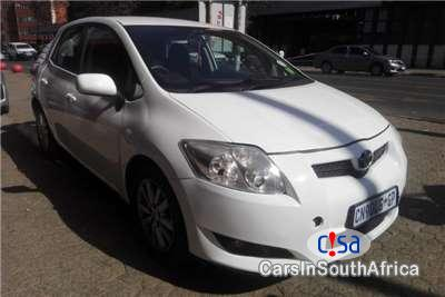Picture of Toyota Auris 2.0 Manual 2012