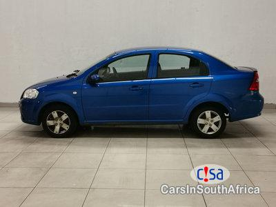 Pictures of Chevrolet Aveo 1.6 Manual 2014