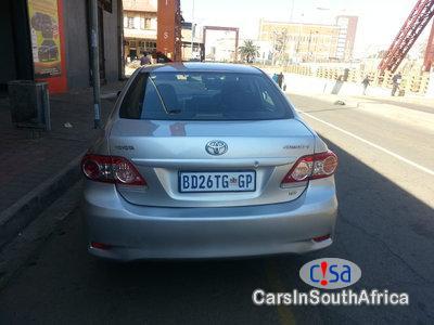 Toyota Corolla 1.6 Manual 2013 in Gauteng