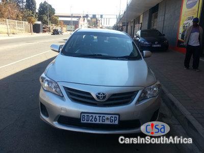 Toyota Corolla 1.6 Manual 2013 in Gauteng - image