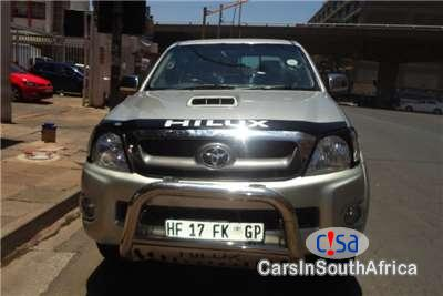 Toyota Hilux 3.0 Automatic 2012 in Western Cape