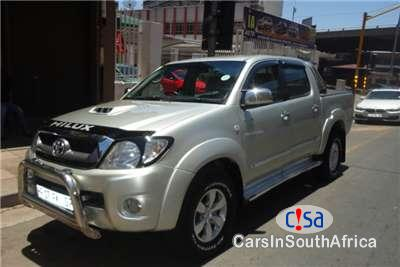 Picture of Toyota Hilux 3.0 Automatic 2012 in South Africa