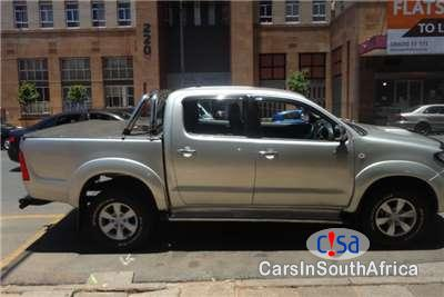 Toyota Hilux 3.0 Automatic 2012 in Western Cape - image