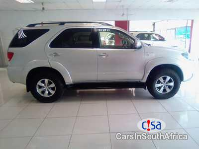 Picture of Toyota Fortuner 4.0 Automatic 2008