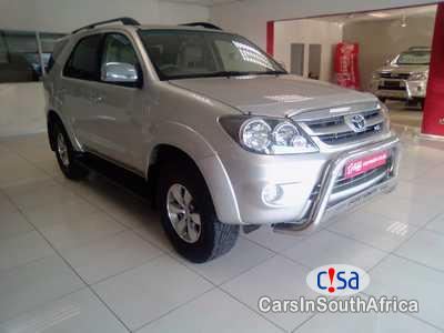 Toyota Fortuner 4.0 Automatic 2008