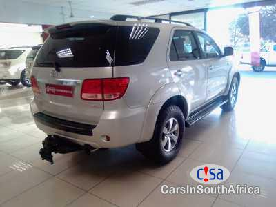 Picture of Toyota Fortuner 4.0 Automatic 2008 in South Africa