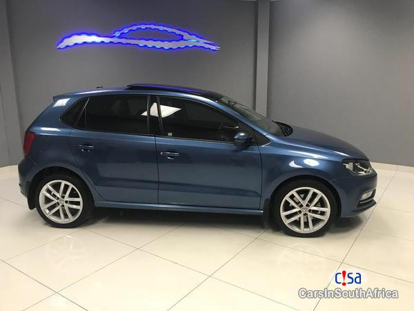 Picture of Volkswagen Polo 1.2T Manual 2015