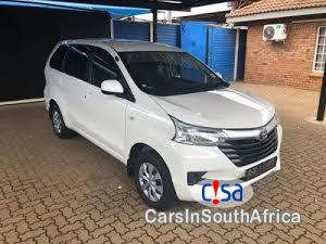 Picture of Toyota Avanza 1.5sx Manual 2017