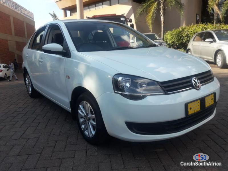 Picture of Volkswagen Polo 1.6 Manual 2014