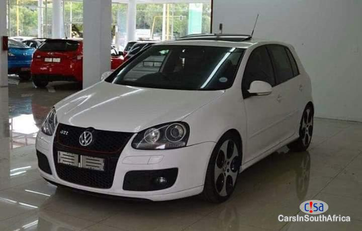 Picture of Volkswagen Golf 2000 Manual 2009