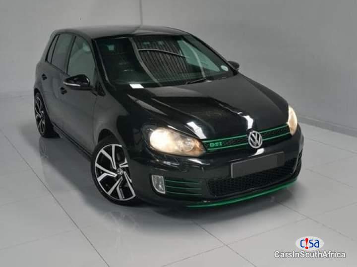 Picture of Volkswagen Golf 2000 Manual 2015