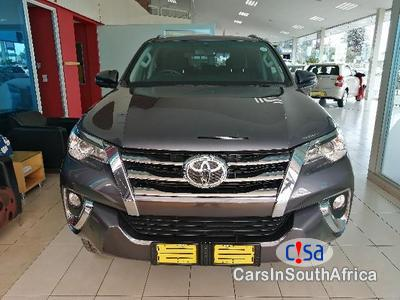 Picture of Toyota Fortuner 2.0 Automatic 2018