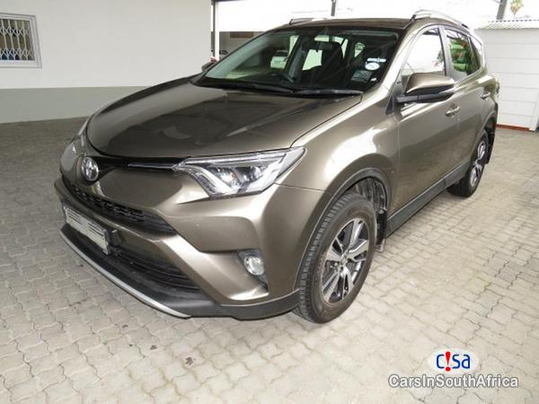 Pictures of Toyota RAV-4 Manual 2016