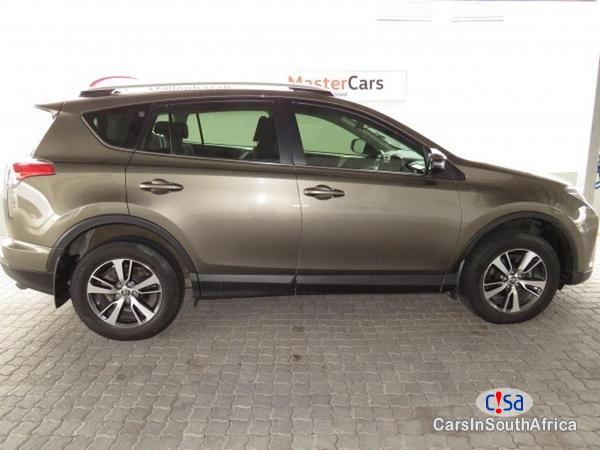 Toyota RAV-4 Manual 2016 in Western Cape