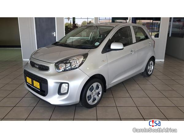 Picture of Kia Picanto Manual 2015