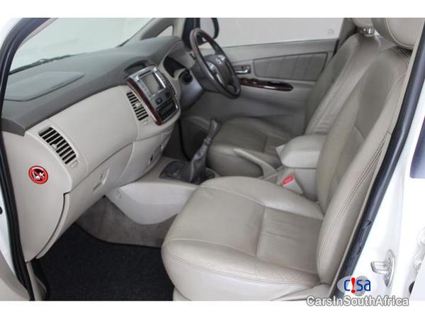 Picture of Toyota Innova Manual 2012 in South Africa