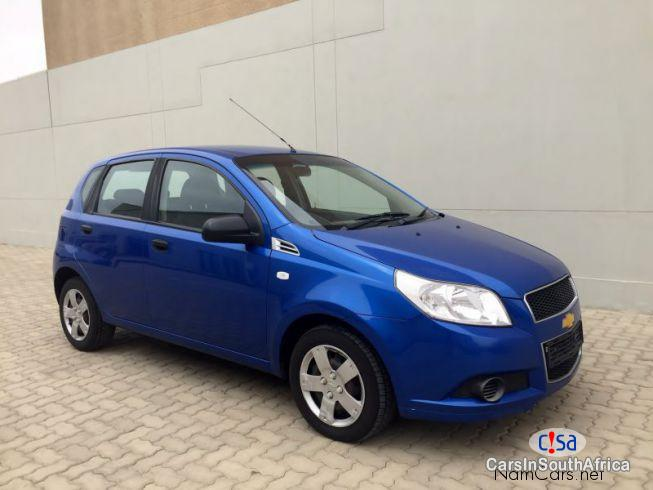 Picture of Chevrolet Aveo Manual 2011
