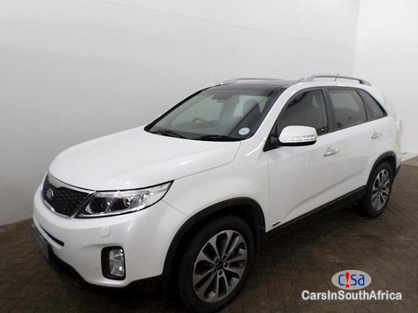 Picture of Kia Sorento Automatic 2013