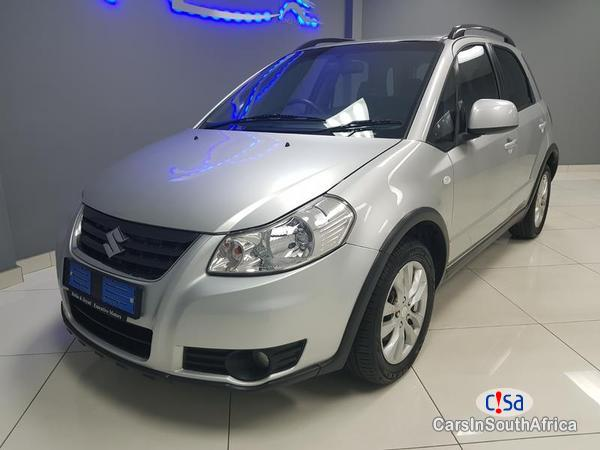 Pictures of Suzuki SX4 Manual 2013