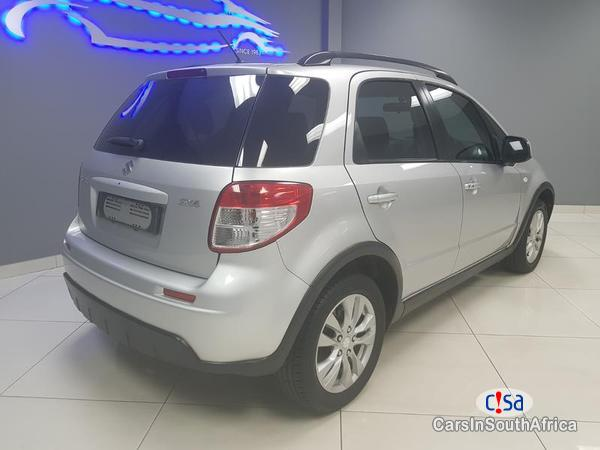 Suzuki SX4 Manual 2013 in South Africa