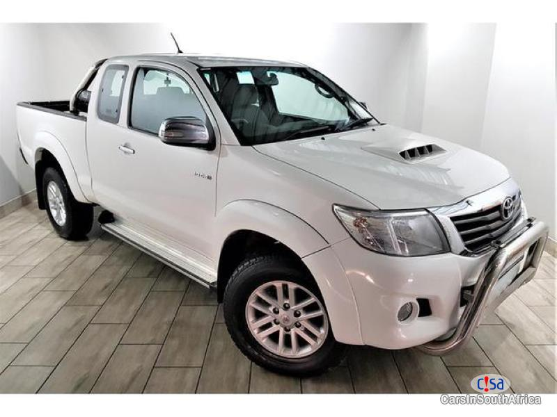 Pictures of Toyota Hilux 3.0lt D4-D Manual 2013