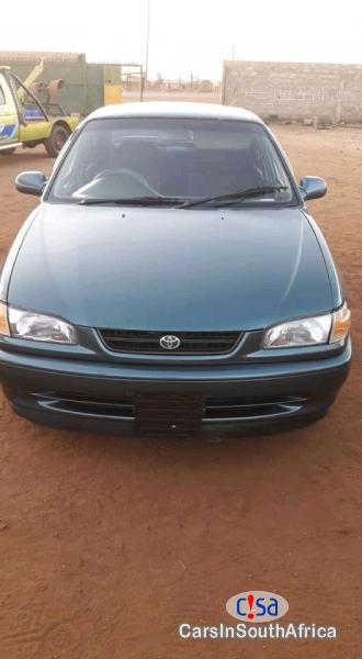Picture of Toyota Corolla 1.4 Manual 2002