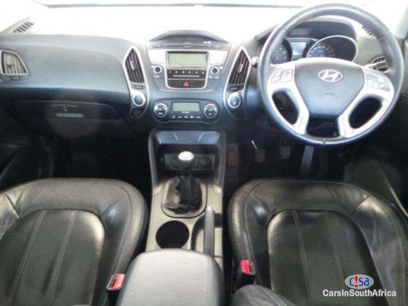 Hyundai ix35 200 Manual 2018 in Western Cape