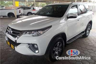 Pictures of Toyota Fortuner 3.0 Automatic 2018