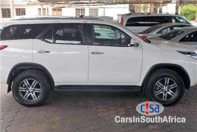 Toyota Fortuner 3.0 Automatic 2018
