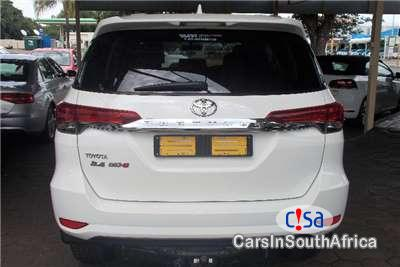 Toyota Fortuner 3.0 Automatic 2018 in Gauteng